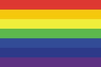 Libert e persona associazione culturale - Arcobaleno a colori e stampa ...